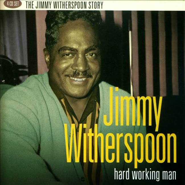 Jimmy Witherspoon The Wind Is Blowin': Spoon's Best