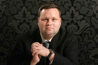 I'm Paul Potts and this is what I'm doing