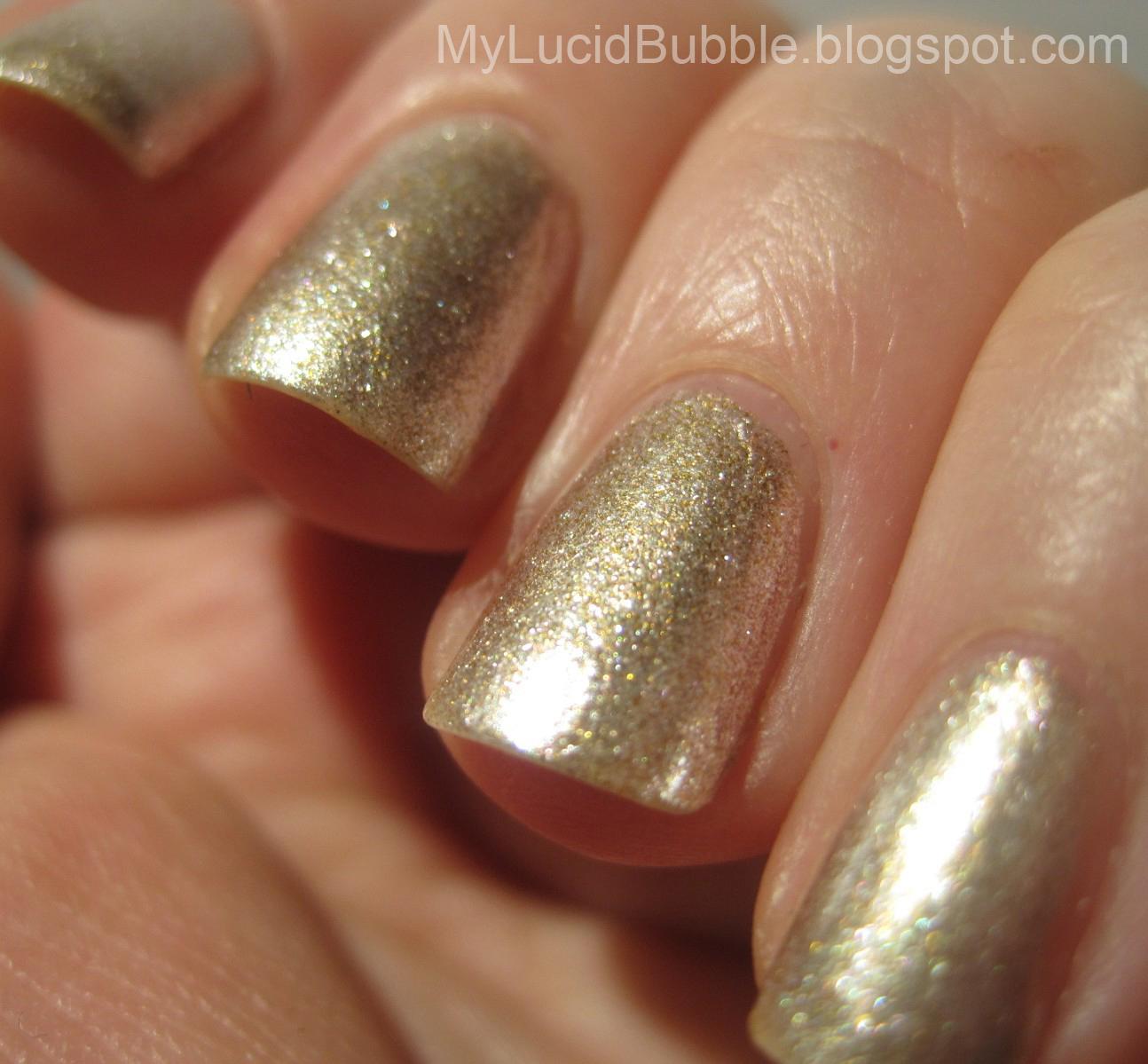 Jessica Cosmetics Champagne Bubbles | My Lucid Bubble