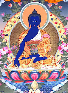 Rejuvenation and Healing - Menla the Medicine Buddha