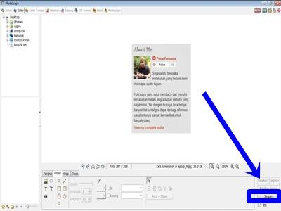 Cara Screenshot di Laptop