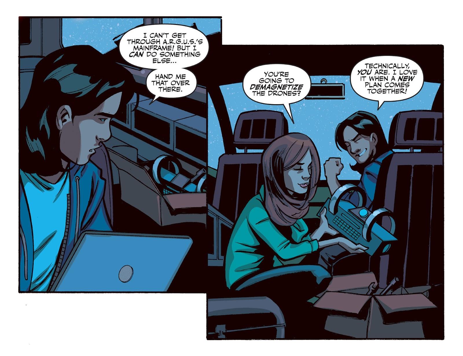The Flash: Season Zero [I] Issue #16 #16 - English 14