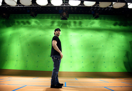 Robert Rodriguez Project Green Screen