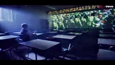 Nickelback – Edge Of A Revolution HD