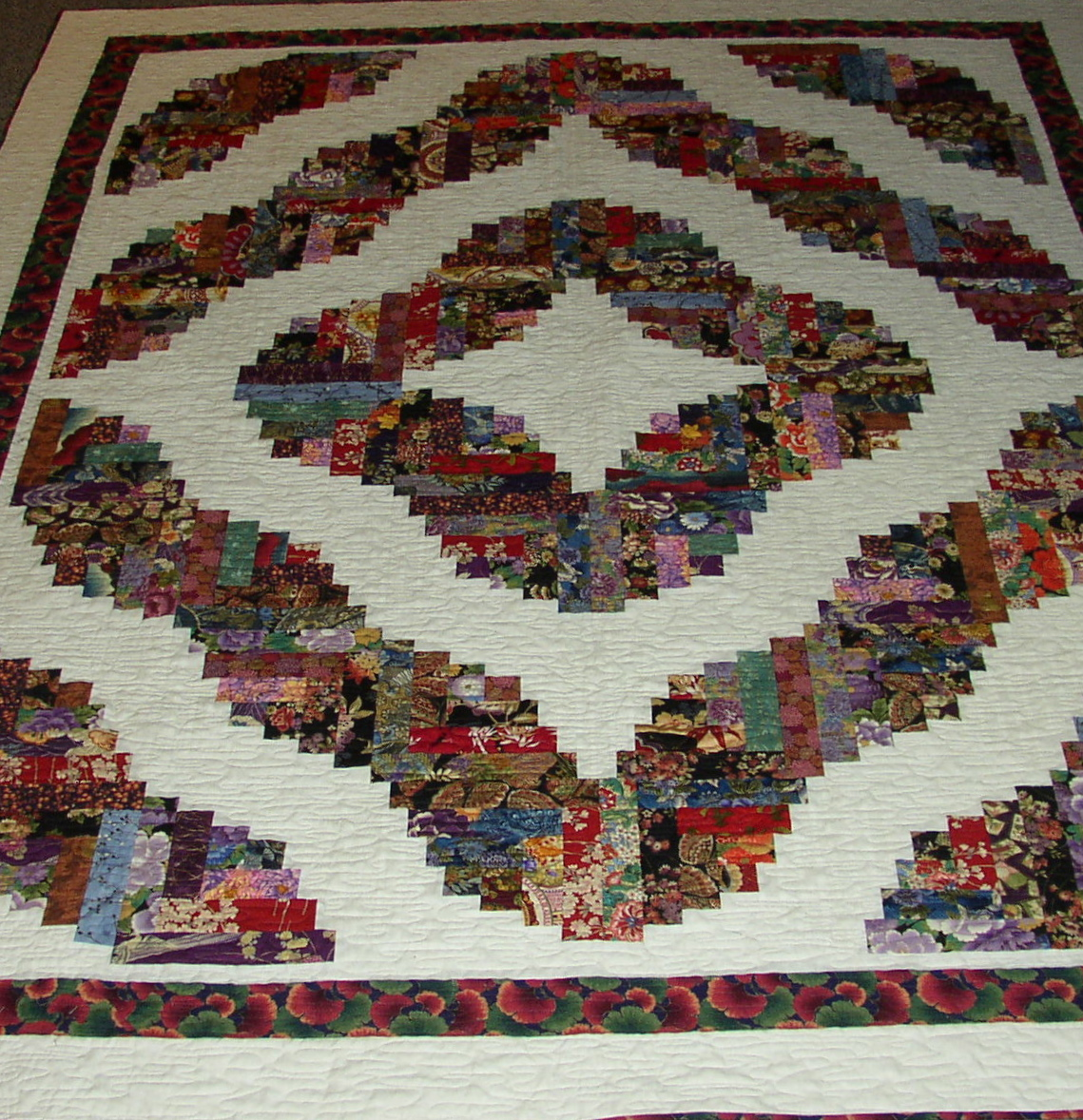 I Quilt For Fun Trade You