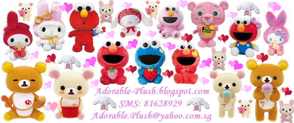 Adorable Plushies For Sale!