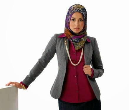 Jenis Hijab yang Cocok Untuk Bekerja