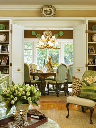 Nancy S Daily Dish Loathe Or Love Decorating With