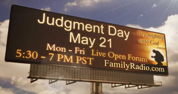 judgment day bible. images 2011 is Judgment Day!