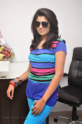 Sravya Glam pics at Linen Club launch-thumbnail-6