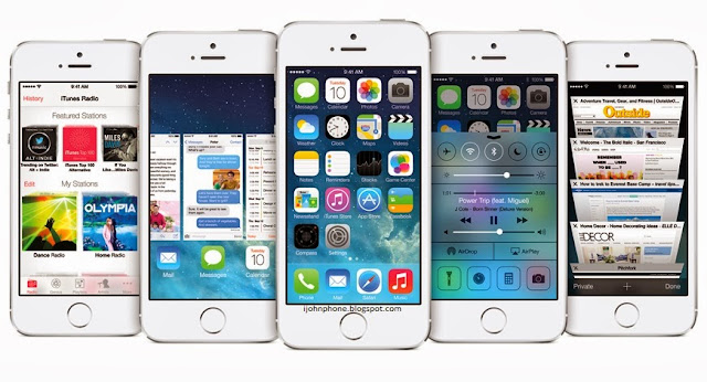 Apple aumenta la produccion de iPhone 5S