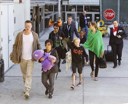 Angelina Jolie, family,  celebritys news, children,