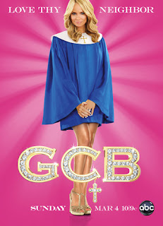 GCB 2012 Season 1 poster.fromhellx Download   GCB S01E01   HDTV + RMVB Legendado