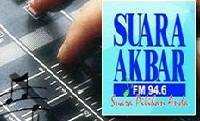 Radio streaming suara akbar