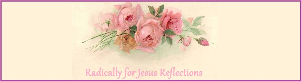 Radically for Jesus Reflections