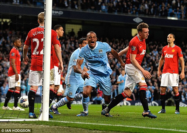 Video Manchester City vs Manchester United 1-0 Liga Inggris 1 Mei 2012