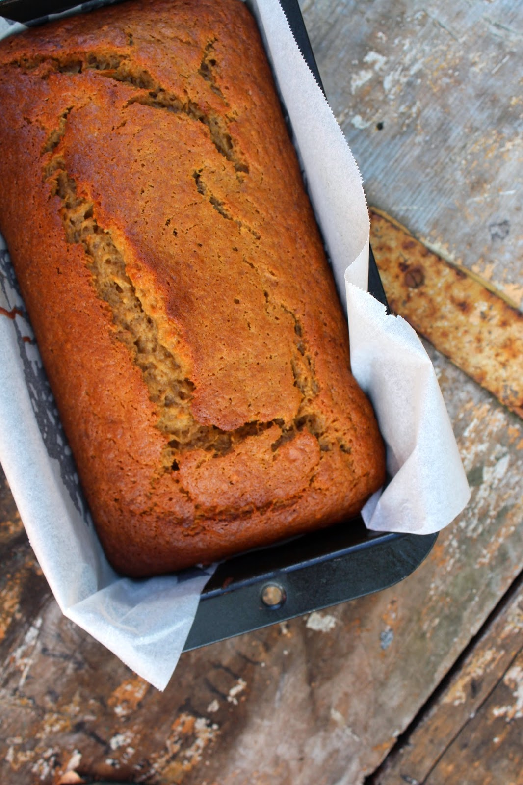 Coastal styling and craft ideas desire empire - Dairy Free Banana Bread Cafe Style