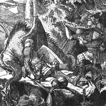 retribution in beowulf Posts about beowulf written by thijsporck  about the fact that grendel's mother  takes hrothgar's 'right-hand man' in retribution for grendel's ripped-off arm.