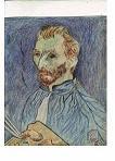 El Vincent Van Gogh dibujado por Irma