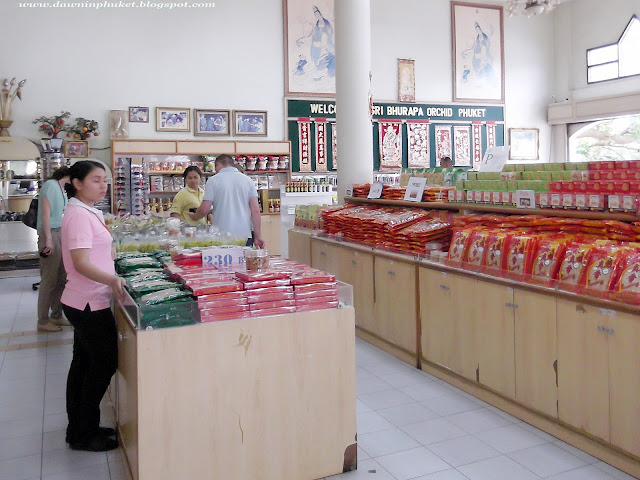 Phuket Cashew Nut Factories and Shops