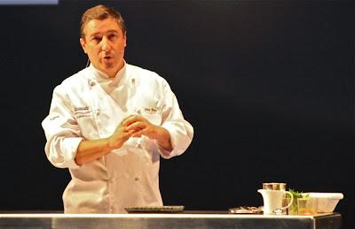 Joan Roca en el Blog de Esteban Capdevila ponencia en Gastronomika 2012