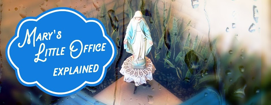 MARY'S LITTLE OFFICE EXPLAINED