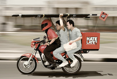 20 Creative and Cool Pizza Advertisements (20) 18