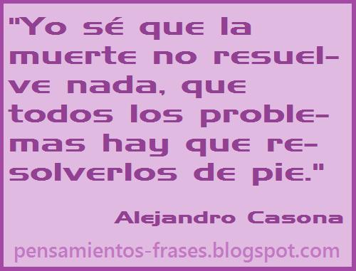 frases de Alejandro Casona