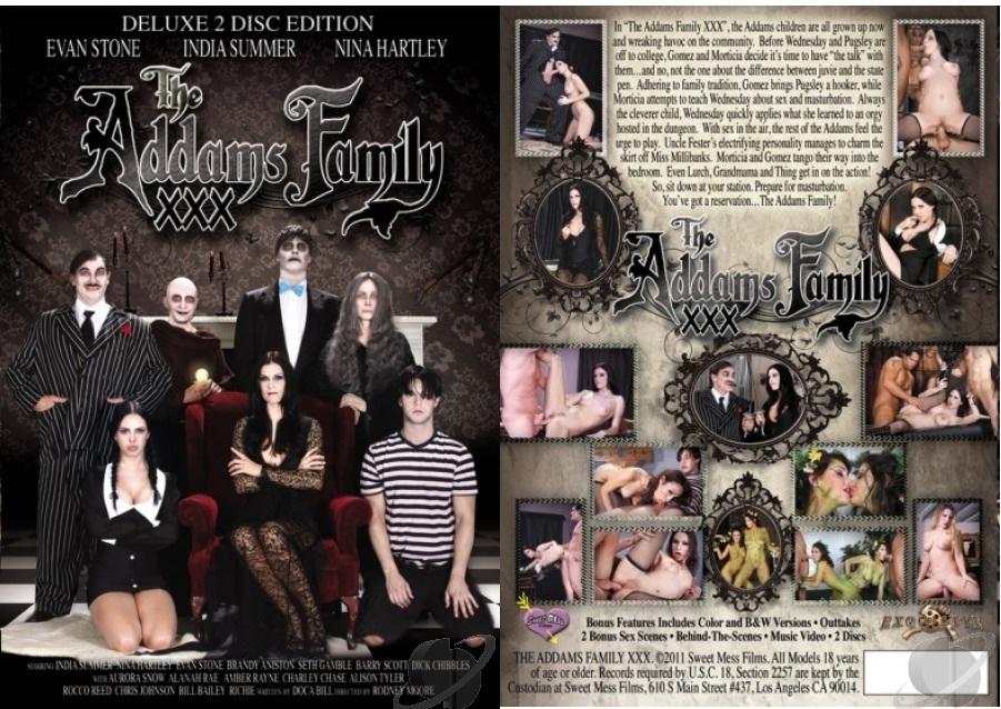 Addams Family XXX Parody XXX DVDRip Jiggly Porn Videos, Porn clips and