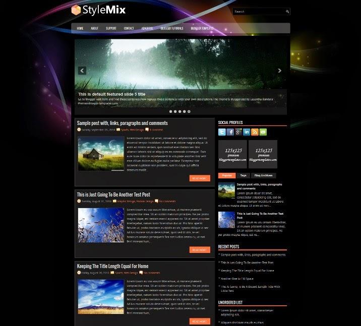 StyleMix