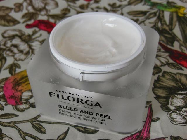 Filorga Sleep and Peel night cream