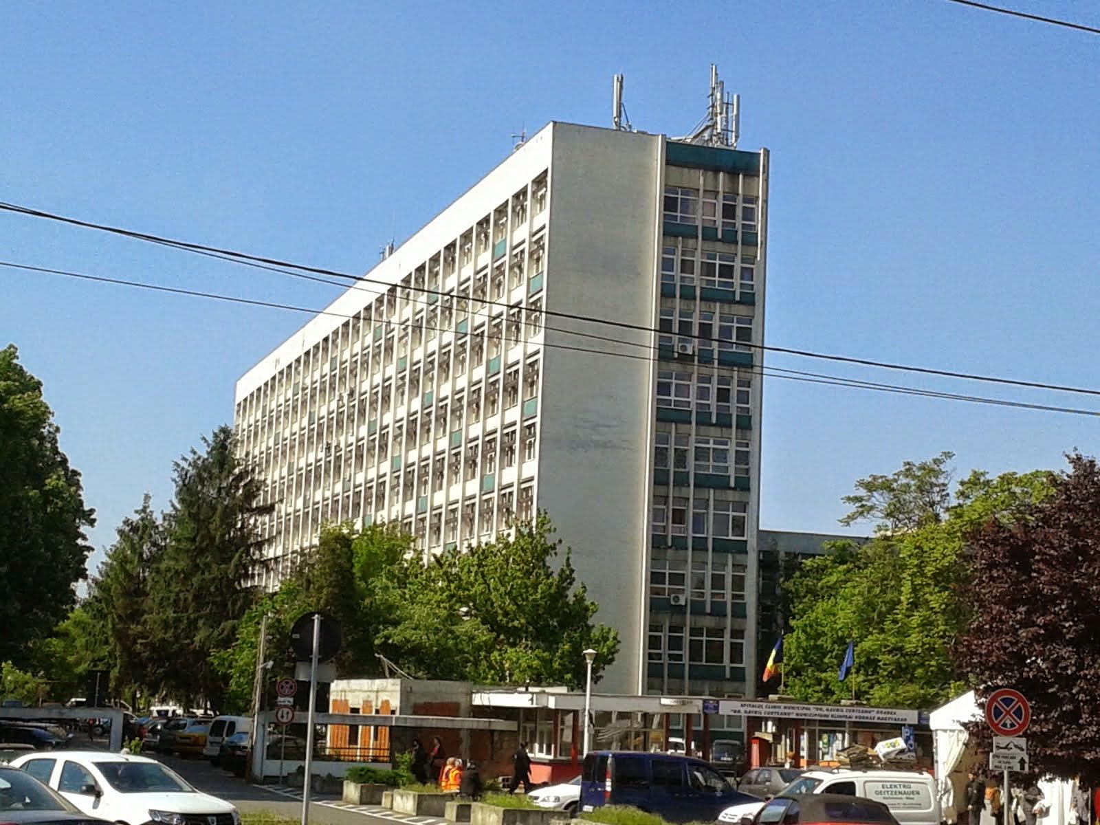 Hospital in Oradea