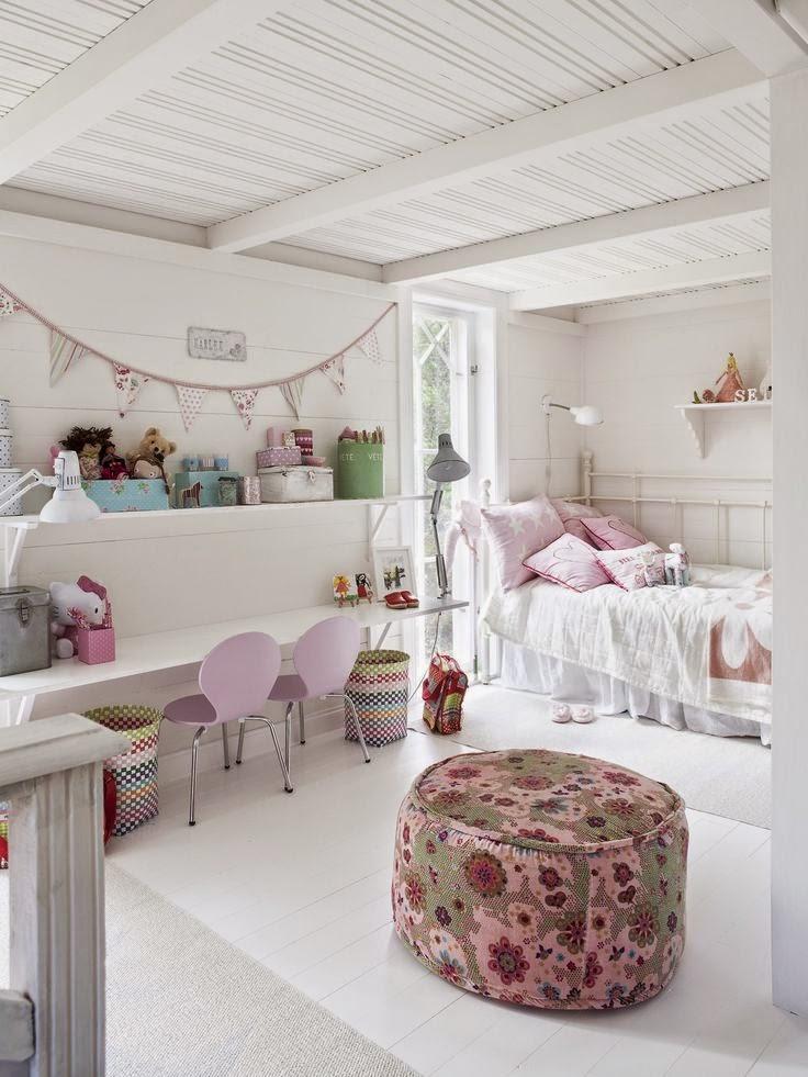 Dormitorios Infantiles De Nia. Finest Gallery Of With Habitacion ...