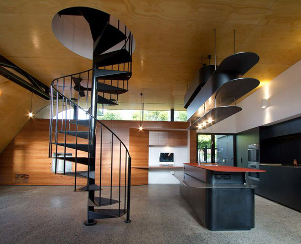 Sustainable Home Design By Australian Architect Andrew Maynard