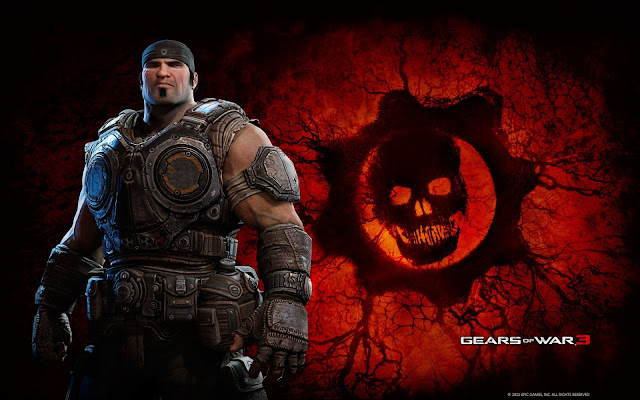 Marcus Gears of War