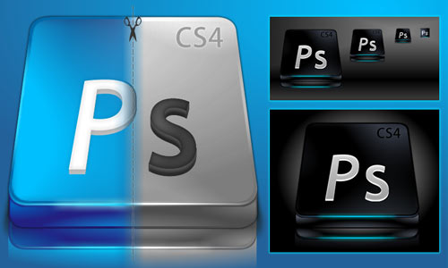 Free Photoshop Icons for Designers