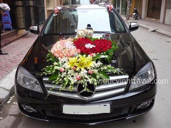 Dịch vụ cho thuê xe cưới