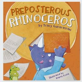 Preposterous Rhinoceros by Tracy Gunaratnam and Marta Costa