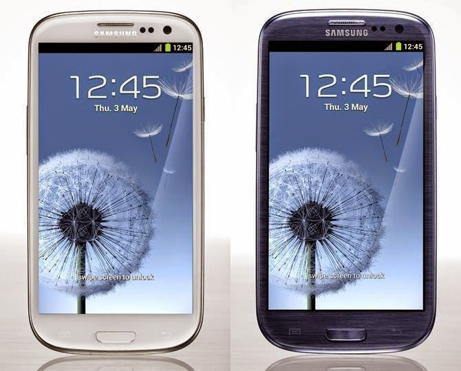 Spesifikasi Hp Samsung Galaxy S3