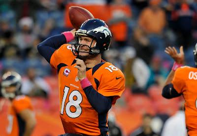 Peyton Manning, Denver Broncos (2012)