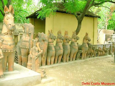 Delhi Crafts Museum