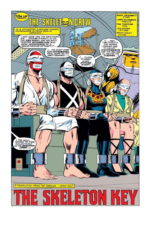 Captain America (1968) Issue #391 #324 - English 19