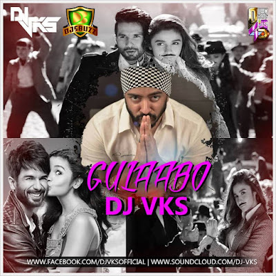 Shaandaar - Gulaabo -  DJ VKS Remix
