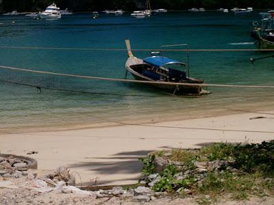 Phi Phi Island Sea Shore Phuket Thailand
