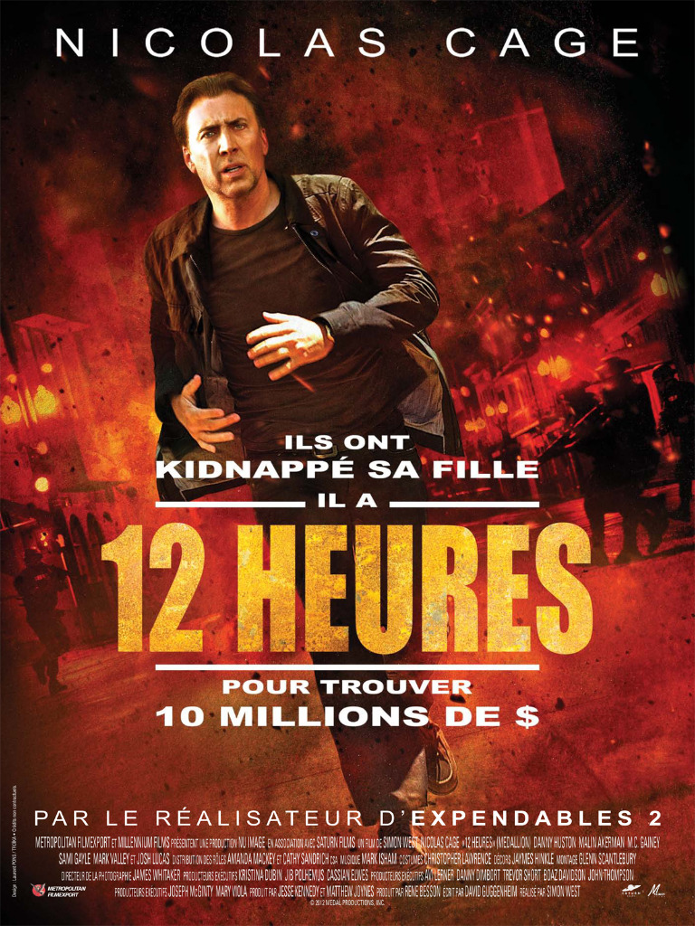 12 heures streaming vf