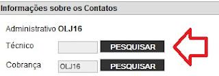 Sexto passo para fazer um registro de dominio - registro.br