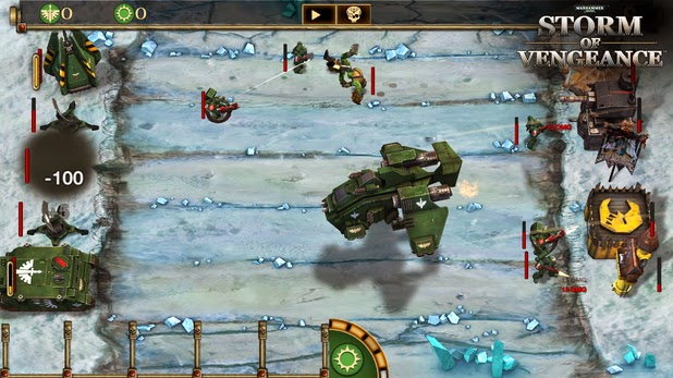 Warhammer 40,000: Storm of Vengeance pc