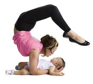 GirLieS: Olahraga Bagi Ibu Menyusui Aman Dilakukan Setelah Melahirkan