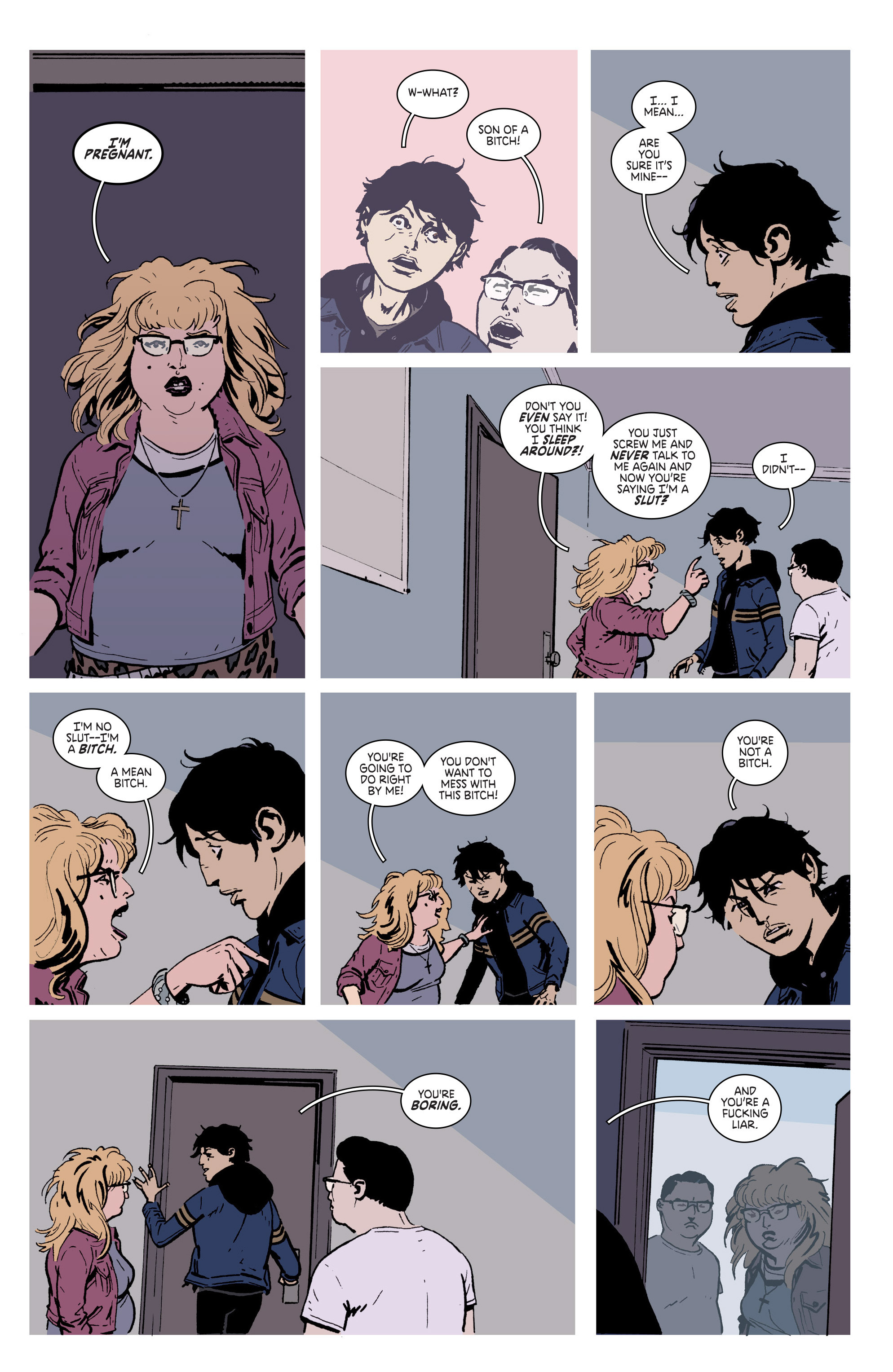 Read online Deadly Class comic -  Issue # _TPB 3 - 97