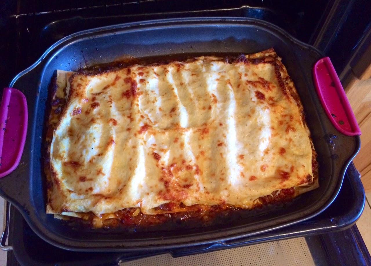Рецепт итальянской лазаньи пошагово